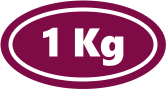 1 kg, packaging